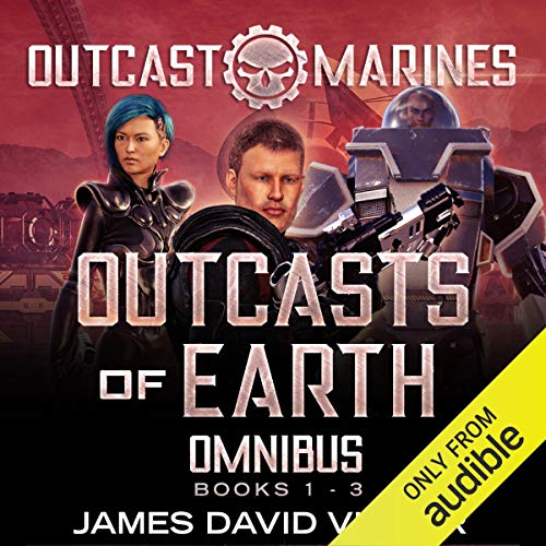 Outcasts of Earth Omnibus cover art
