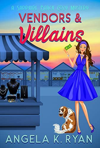 Vendors and Villains A Short Cozy Mystery product image