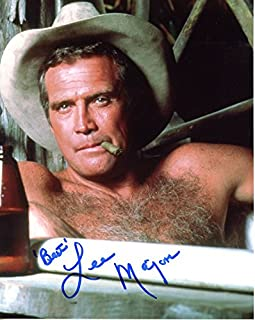 Lee Majors THE FALL GUY In Person Autographed PhotoPRIVATE SIGNING