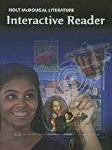 Holt McDougal Literature: Adapted Interactive Reader Teacher's Edition Grade 9
