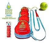 Tennisball- Trockner - 4 -in-1 Tennis Zubehör - Als Bestes