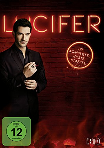 Lucifer - Staffel 1 (3 DVDs)