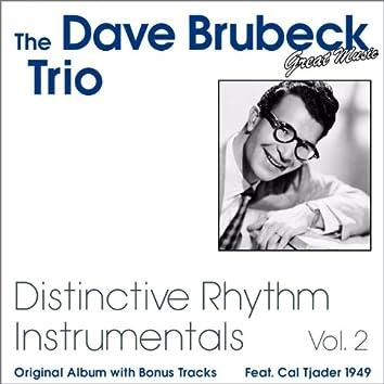 The Dave Brubeck Trio, Vol. 2 (feat. Cal Tjader) [Original Album Plus Bonus Tracks]