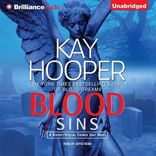 Blood Sins audiobook cover art