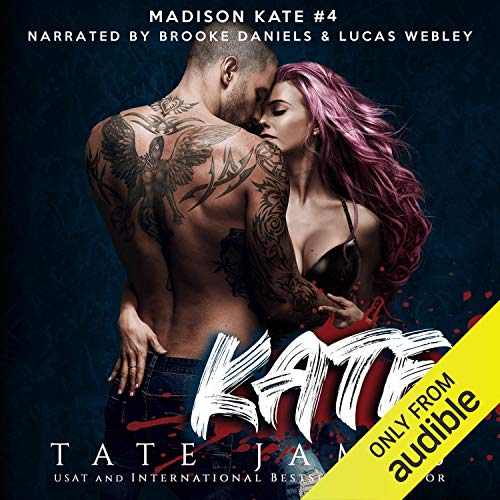 Kate Audiobook By Tate James cover art