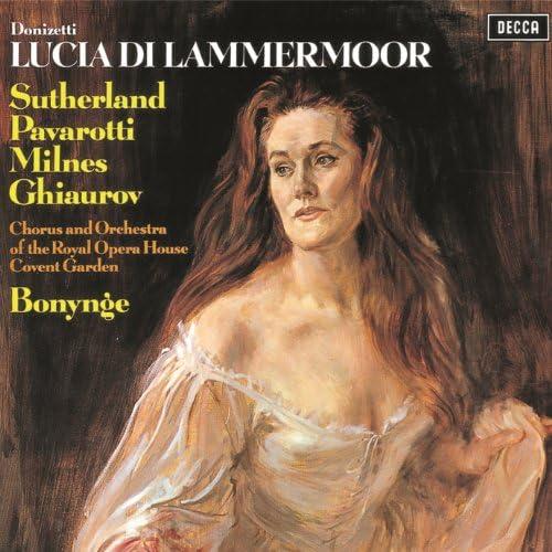 Dame Joan Sutherland, Luciano Pavarotti, Sherrill Milnes, Nicolai Ghiaurov, Orchestra of the Royal Opera House, Covent Garden & Richard Bonynge