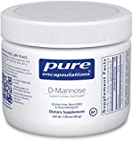 Pure Encapsulations - d-Mannose Powder - Hypoallergenic Supplement for Urinary Tract Support - 1.76 Ounces