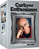 Curb Your Enthusiasm - Complete HBO Season 1-8 [DVD] [2012] [GIFTSET] [Import anglais]