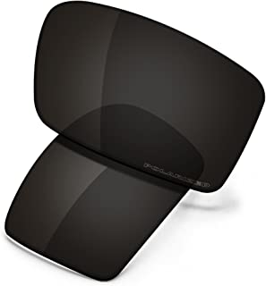 Saucer Premium Replacement Lenses for Oakley Gascan Sunglasses