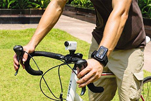 Sony FDR-X3000R 4K Action Cam mit BOSS Live View Remote Fernbedienung – weiß - 25