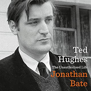 Ted Hughes: The Unauthorised Life cover art