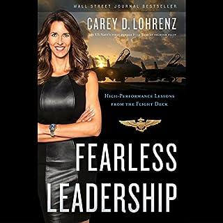 Fearless Leadership audiobook cover art