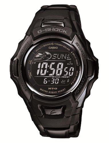 [カシオ] 腕時計 ジーショック 電波ソーラ MTG-M900BD-1JF ブラック
