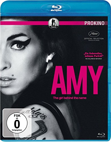 Amy - The girl behind the name [Blu-ray]