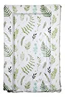Softly padded for comfort Waterproof Wipe clean Phthalate free pvc 75 x 46cm