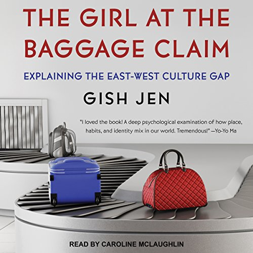 The Girl at the Baggage Claim audiobook cover art