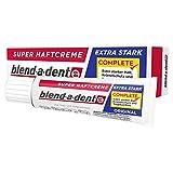 Blend-a-dent Complete Haftcreme Original, 12er Pack (12 x 47 g)