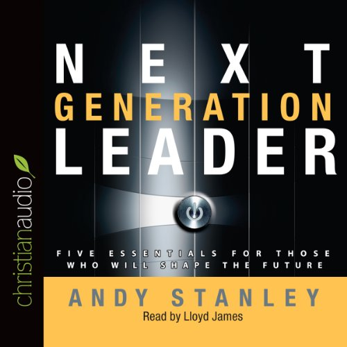 Next Generation Leader audiobook cover art