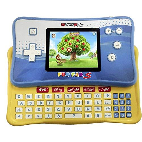 Millennium M411 Spielkonsole und Lerncomputer, Blau
