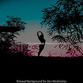 Relaxed Background for Zen Meditation