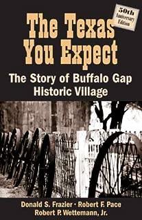 buffalo gap historic village