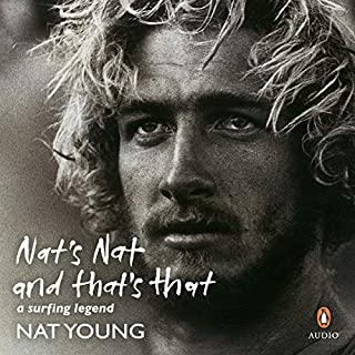 Nat's Nat and That's That: A Surfing Legend cover art