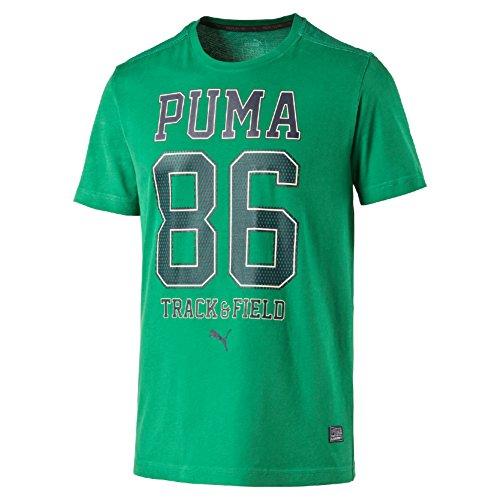 PUMA 575757_01 T-shirt en top Katoen