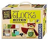 KOSMOS 604233 AllesKönnerKiste Glücks-Boten. DIY-Bastelset für Mädchen und Jungen ab 8 Jahren, das ideale Geschenk-Set für den Kindergeburtstag -