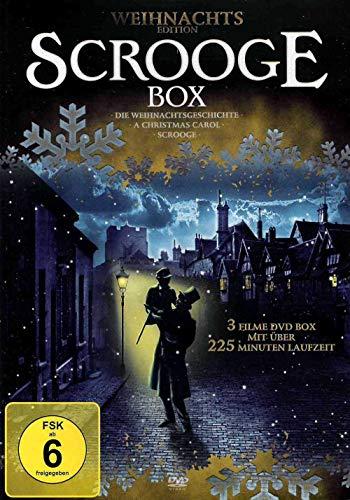 Scrooge Box Weihnachts Editon [Die Weihnachtsgeschichte - A Christmas Carol - Scrooge]