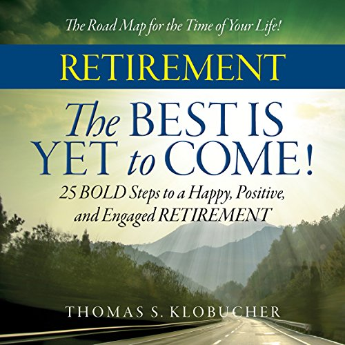 Retirement audiobook cover art
