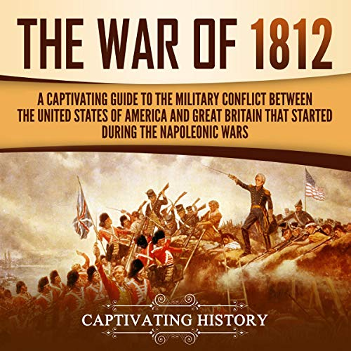 The War of 1812 cover art