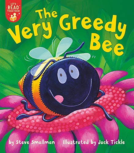 The Very Greedy Bee (Let's Read Together)