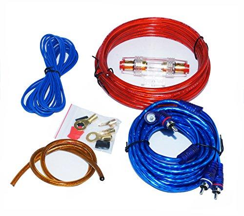 HTS MJ-8 Kit Altavoz profesional Cable RCA Amplificador de