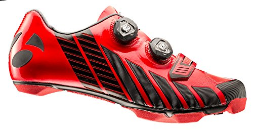 BONTRAGER - Zapatillas Xxx Mtb 39 Rojo