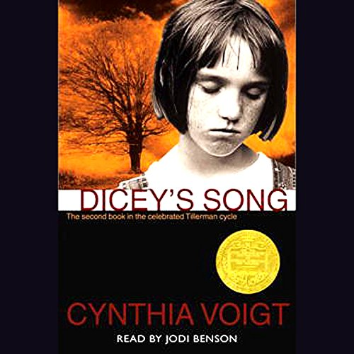 Dicey's Song audiobook cover art