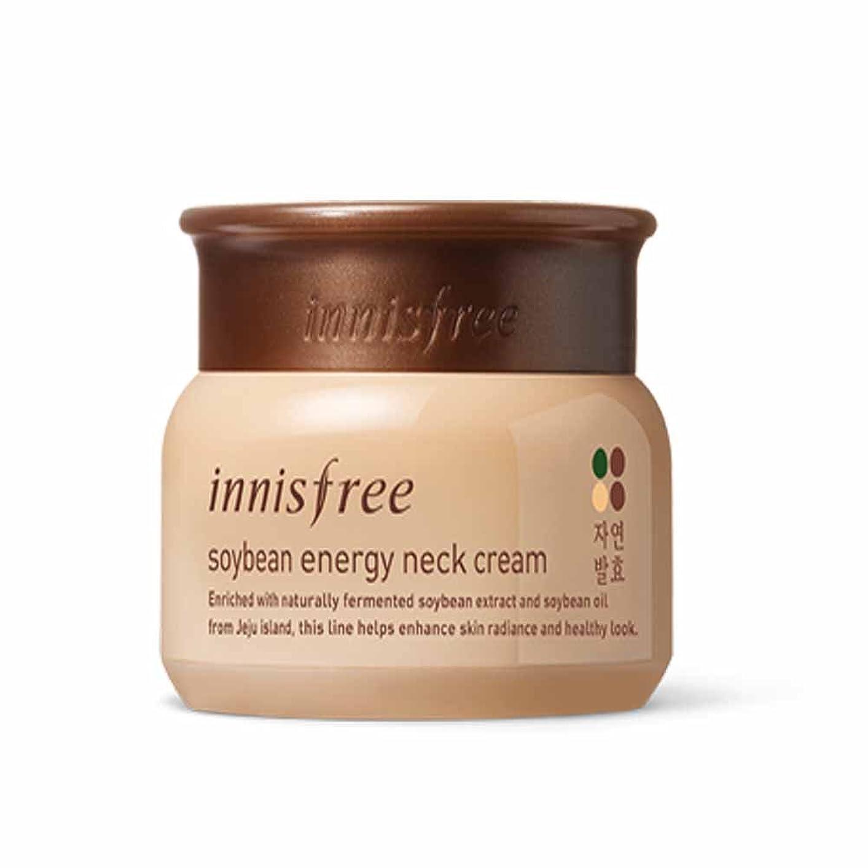 かわすヒール中絶イニスフリーソーイングエナジーネッククリーム80ml / Innisfree Soybean Energy Neck Cream 80ml[海外直送品] [並行輸入品]