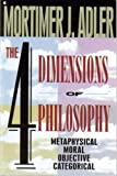 The FOUR DIMENSIONS OF PHILOSOPHY, METAPHYSICAL, MORAL OBJECTIVE, CATEGORICAL