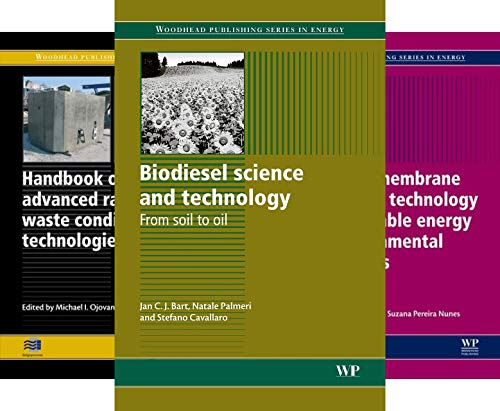 Woodhead Publishing Series in Energy (20 Book Series)