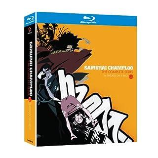 Samurai Champloo, Complete Series [Blu-ray] (B002KYIAKG) | Amazon price tracker / tracking, Amazon price history charts, Amazon price watches, Amazon price drop alerts