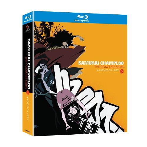 Samurai Champloo // The Complete Series [Blu-ray]