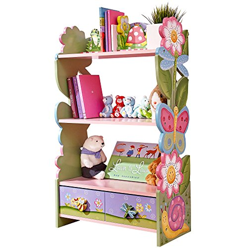 Fantasy Fields Kinder Magic Garden Kids Holz-Bücherregal - 8