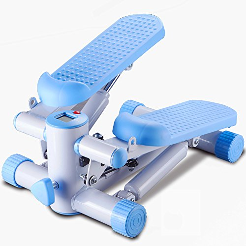 HARISON Mini Stair Stepper of Exercise Without Installation Protable Stand Up Stepper for Home Use