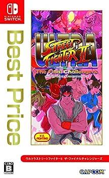 ULTRA STREET FIGHTER II The Final Challengers  ウルトラストリートファイターII ザ・ファイナルチャレンジャーズ  Best Price - Switch