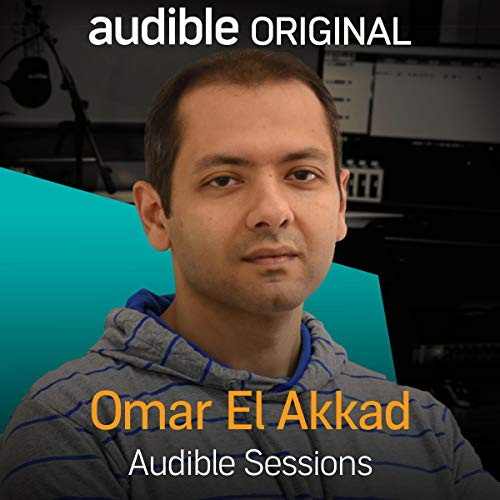 Omar El Akkad audiobook cover art