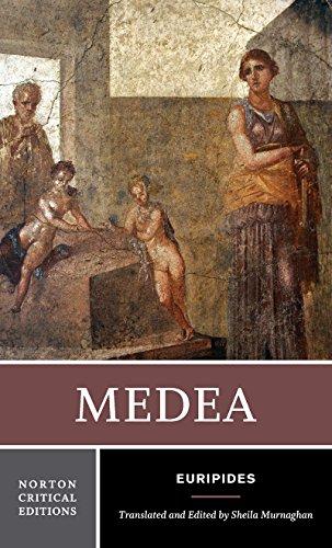 Medea (First Edition) (Norton Critical Editions)