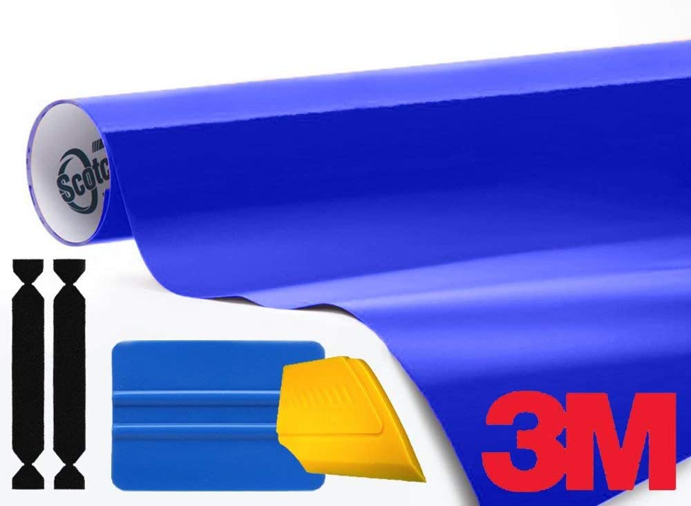 3M 1080 Gloss Cosmic Many popular brands Blue Including Wrap Vinyl Special sale item Air-Release Roll
