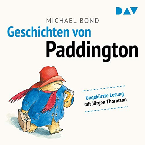 Geschichten von Paddington audiobook cover art