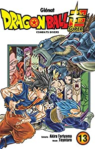 Dragon Ball Super Edition simple Tome 13