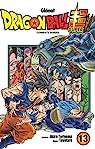 Dragon Ball Super, tome 13 par Toriyama
