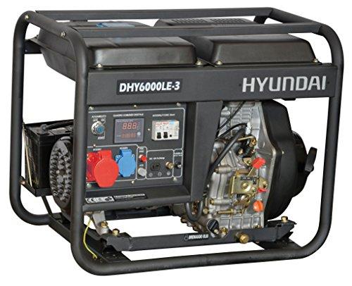 Generator Diesel 10HP dreiphasig Hyundai